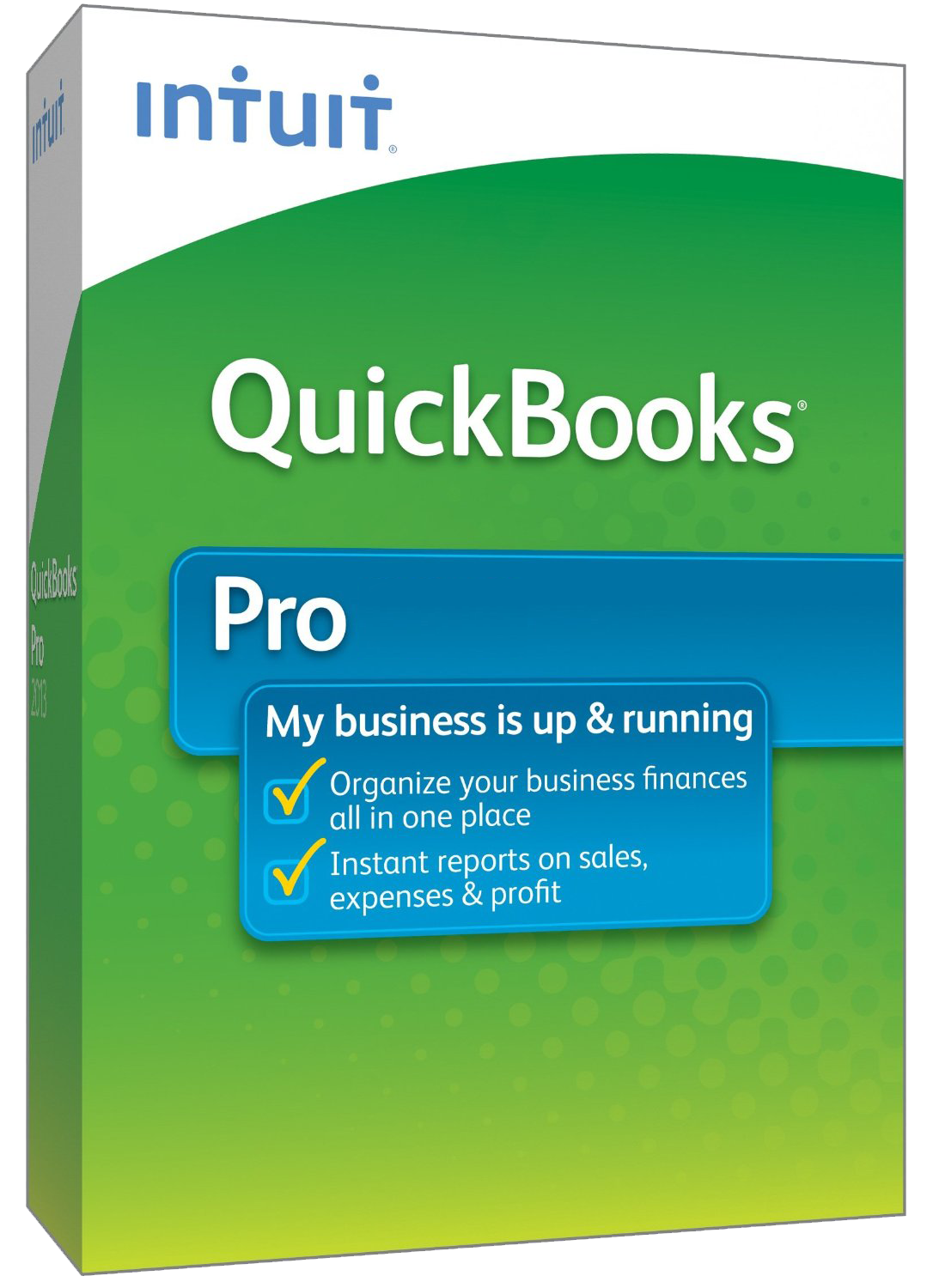 QuickBooks Pro Software
